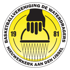 Logo Basketbalvereniging de Waterdragers